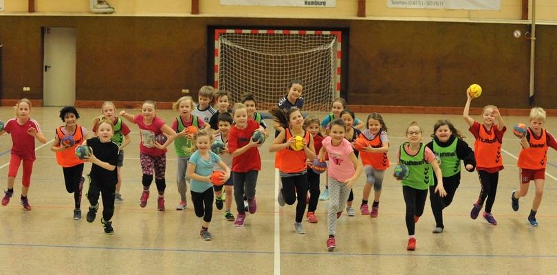 Stader Tageblatt: Der Dollerner SC trotzt dem Handball-Trend