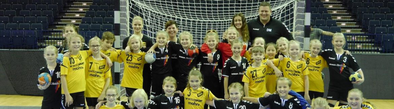 Jugend: Ein doppelter Sieg für die Handball-Jugend und die WJE-Mädels