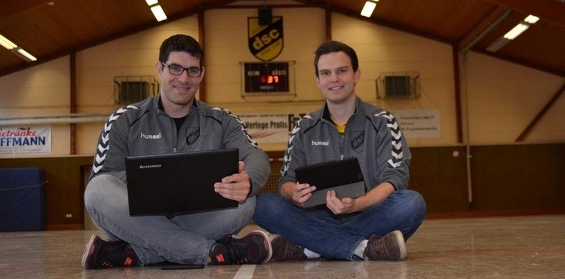 Stader Tageblatt: Wie der Dollerner SC die Digitalisierung für sich nutzt