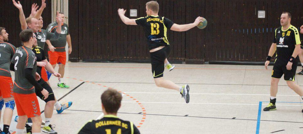Handball: 2. Saisonsieg für die 2. Herren