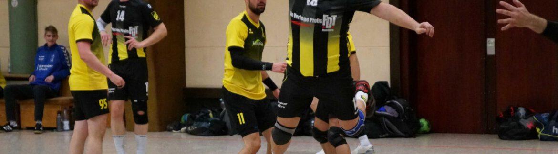 Handball: 2.Herren weiter mit weißer Weste