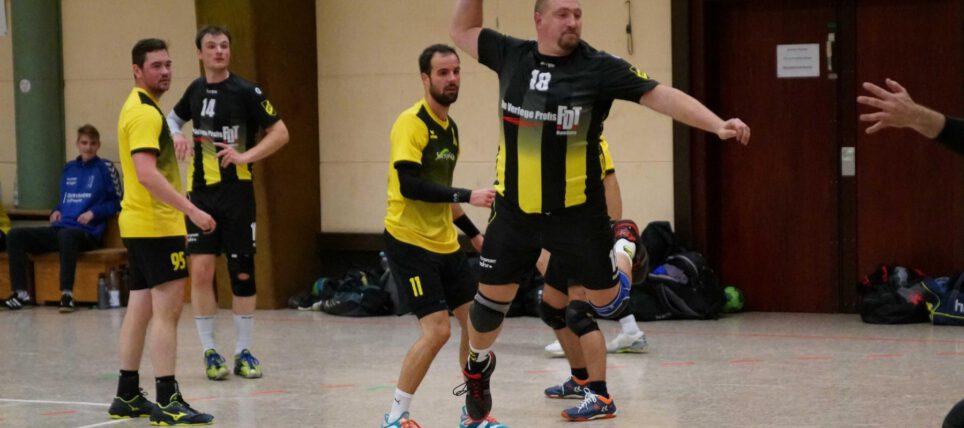 Handball: 1. Herren gewinnt mit 28:20 gegen Fredenbeck IV