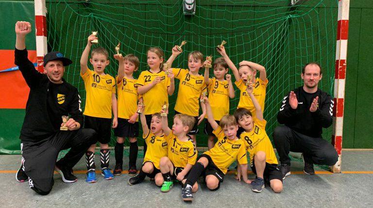 Jugend: Fußballer auch diese Woche wieder am Ball in Ahlerstedt