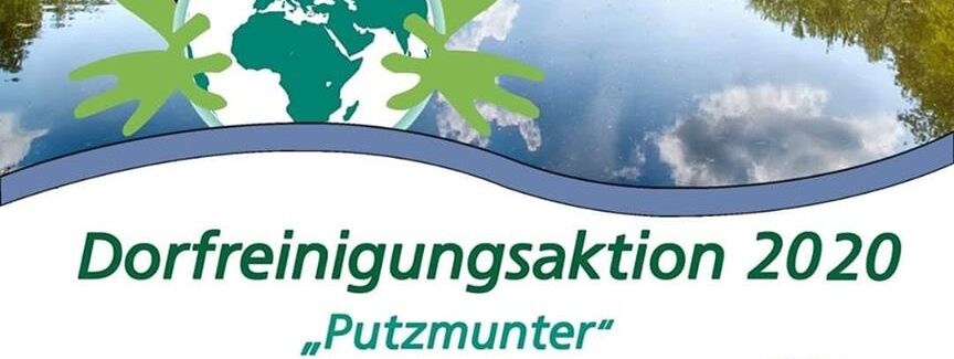 Dorfreinigungsaktion 2020: Der Dollerner SC macht mit