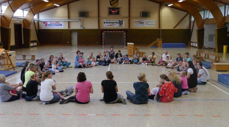 Attraktives Sportangebot für junge Familien lässt den Dollerner SC wachsen